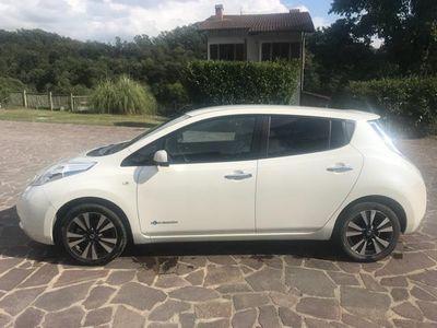 usata Nissan Leaf Elettrico Sincrono Trifase Tekna 30