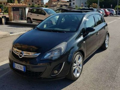 usata Opel Corsa 1.2 85CV 5 porte gpl sport cambio automatico