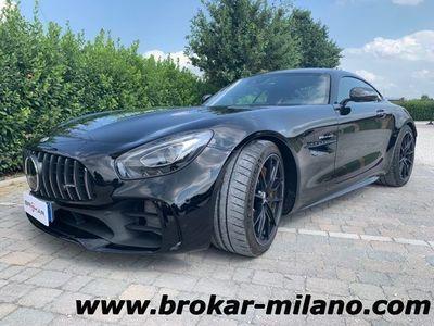 usata Mercedes AMG GT Coupé R - Bollo e superbollo pagati