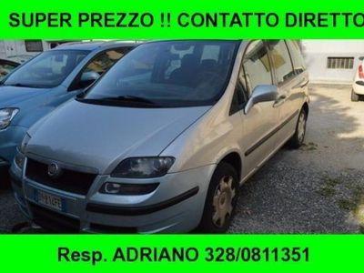 usata Fiat Ulysse 2.0 MJT 120 CV Active DY214FE