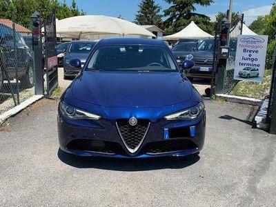 usata Alfa Romeo Giulia 2.2TD 180CV AT8 Super 2017 Ita