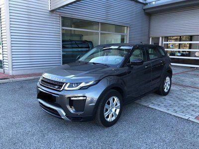 usado Land Rover Range Rover evoque 2.0 TD4 180 CV 5p. SE Dynamic
