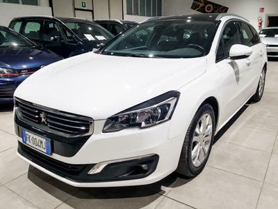 usata Peugeot 508 BlueHDi Business S&S AUTOMATICA, NAVI, TETTO, PDC!