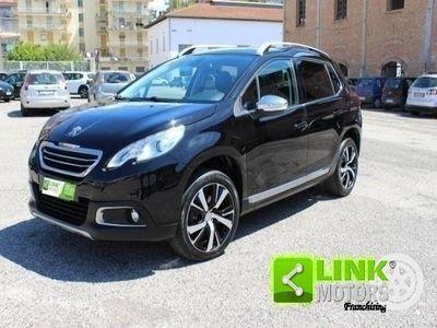 begagnad Peugeot 2008 1.6 e-hdi 115 cv s&s allure diesel
