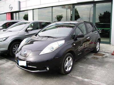 usata Nissan Leaf Elettrico Sincrono Trifase Acenta Flex