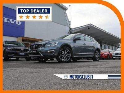 brugt Volvo V60 CC Cross Country D3 Geartronic Business Plus