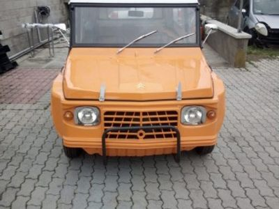usata Citroën Méhari - Anni 70