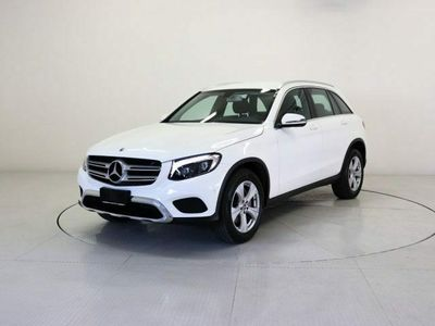usata Mercedes GLC220 d 4Matic Sport GARMIN MAP PILOT