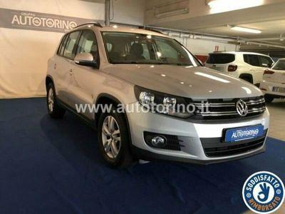 usata VW Tiguan TIGUAN2.0 tdi Cross BM 110cv E6