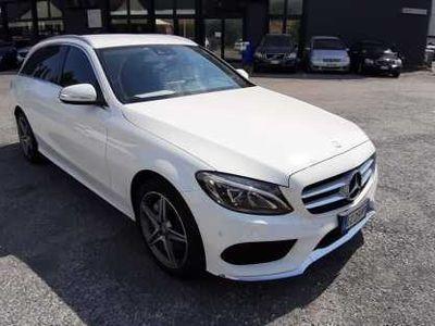 begagnad Mercedes 250 C SW d (BT) Premium 4matic auto