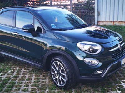 usata Fiat 500X 2.0 multiJetCROSS 4X4 AT9 2016