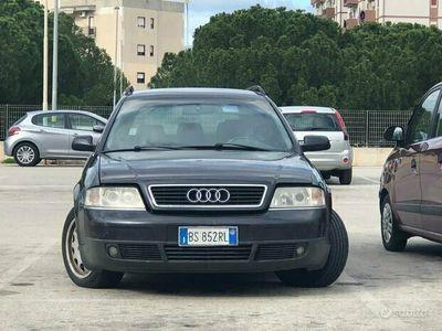 usata Audi A6 quattro avant