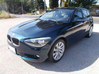 usata BMW 120 Serie 1 (F20) 5p.