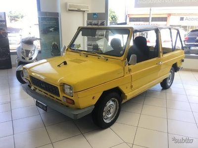 usata Fiat 127 - Moretti cabrio