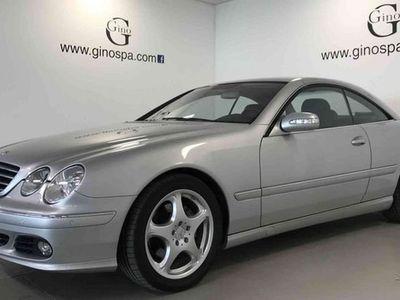 usado Mercedes CL500 Classe CLcat