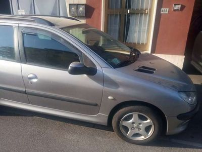 second-hand Peugeot 206 1.4 HDi SW S
