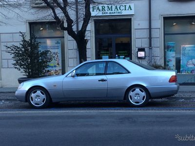 usado Mercedes 420 S 420 cat Coupé
