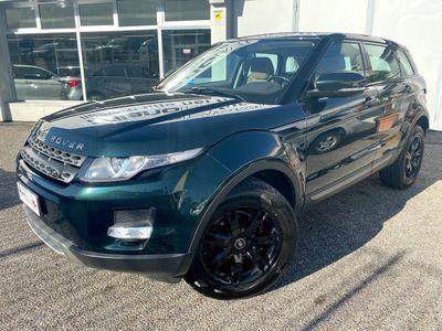 usata Land Rover Range Rover evoque 2.2 TD4 5 Pt. Pure Tech Auto. *Euro 5B*