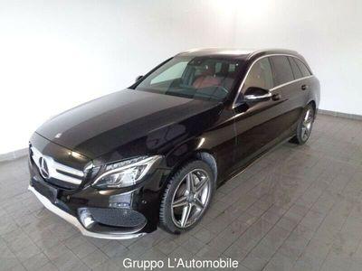 usata Mercedes E250 Classe C Classe C-S205 2014 SW C SW d (BT) Premium 4