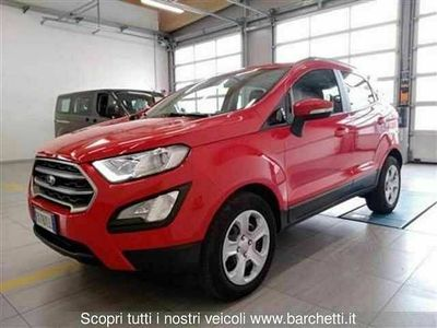 usata Ford Ecosport MCA Plus 1.5 Ecoblue 100cv 5p