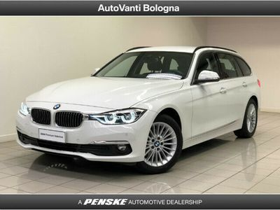 usata BMW 316 Serie 3 d Touring Luxury