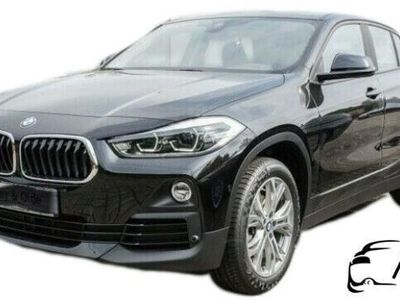 usata BMW X2 sDrive18d 2018 Sport line tetto navi touch led