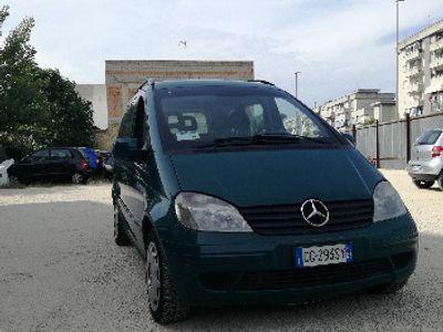 usado Mercedes Vaneo - 2004