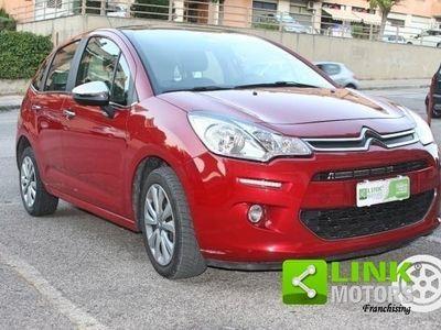 usata Citroën C3 1.2 VTi 82 Vanity Fair 10 UNICO PROPRIETARIO con possibilit
