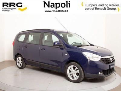 usata Dacia Lodgy 1.6 8V 85CV GPL 7 posti Lauréate