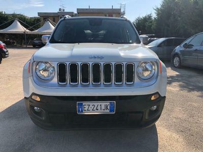 usata Jeep Renegade 2.0 mjt 140cv 4wd limited automatica(tetto bicolor