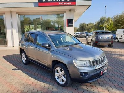 usata Jeep Compass 2.2 CRD Limited 2012