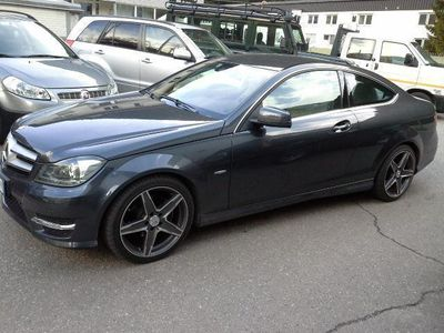 usata Mercedes C220 CDI DPF Coupe BlueEFFICIENCY 7G-TRONIC Edition 1