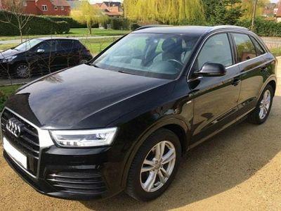 brugt Audi Q3 Q32.0 TDI quattro S tronic