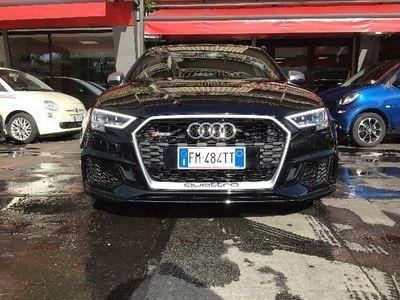 usata Audi RS3 400 cv!!!!GARANZIA UFFICIALE FINO AL 2022!!!