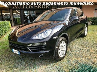 usata Porsche Cayenne 3.0 Diesel 245CV Tiptron. UNIPROPRIETARIO 78000km
