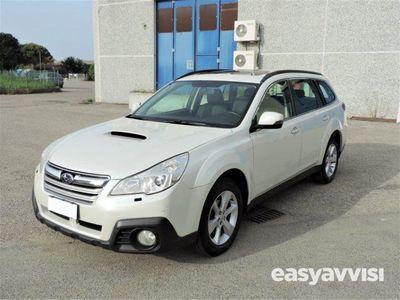 usata Subaru Outback 2.0d 150 cv 4wd xeno-tetto-pelle-tel-cruise-pdc-17 diesel