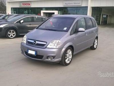 usata Opel Meriva usata 2009