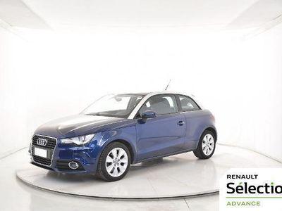 brugt Audi A1 1.2 TFSI Attraction CERCHI IN LEGA SENSORI