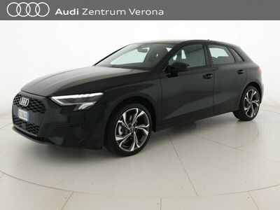 usata Audi A3 30g-tron 131CV Str Business Advanced L: 42.430€