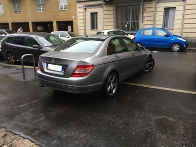 usata Mercedes C200 CDI BlueEFFICIENCY Executive