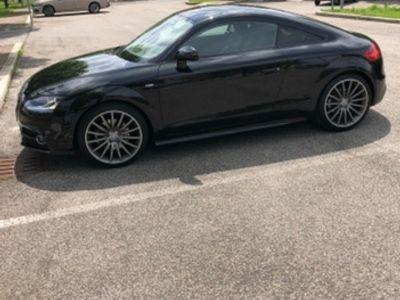 usata Audi TT 2.0 TDI quattro s Line