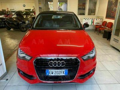 usata Audi A1 Sportback 1.6 TDI S tronic S line edition usato