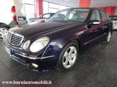 usata Mercedes E320 CDI V6 224cv Avantgarde Diesel
