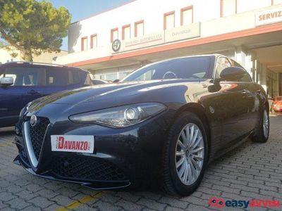 gebraucht Alfa Romeo Giulia 2.2 turbodiesel 180 cv super km0 nero vulcano diesel