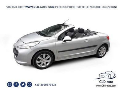 usata Peugeot 207 CC 1.6 HDi 110CV Féline