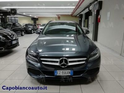 second-hand Mercedes 200 Classe C Station Wagond Auto Executive usato