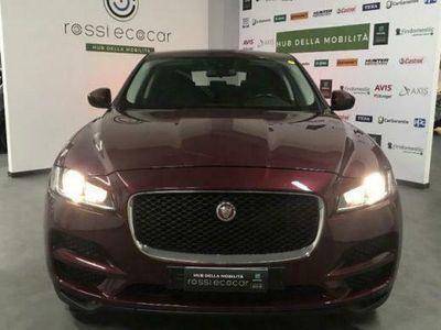 usata Jaguar F-Pace 2.0 D 180 CV AWD aut. Pure