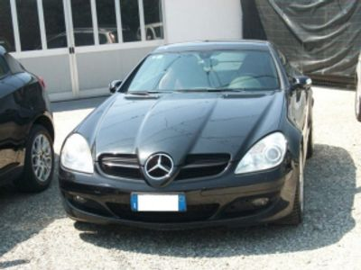 usata Mercedes SLK280 cat benzina