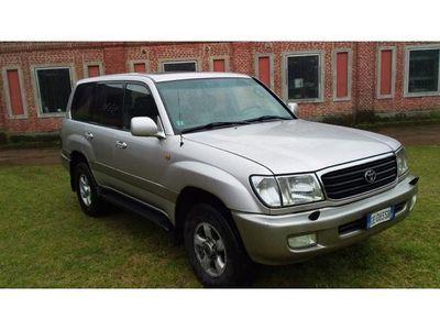 usado Toyota Land Cruiser 4.2 TD 24V 100