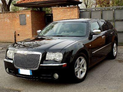 brugt Chrysler 300C 3.0D-117.000km-Pelle,Navi-FULL-2009